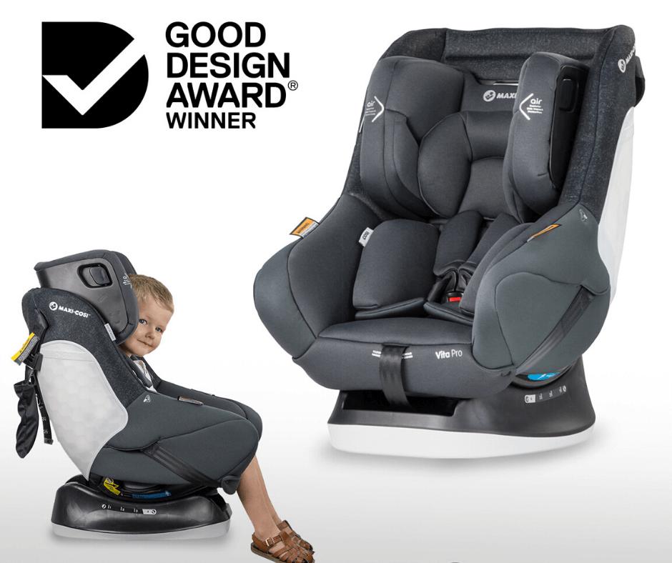 Why this mum loves the Maxi-Cosi Vita Pro Car Seat!